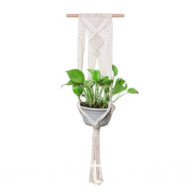 potted plant hanger