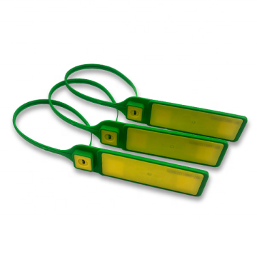 UHF RFID One-off Zip Tie Tag Assets Management