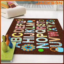 Estilo de la moda Eco Friendly Kids Game Carpet
