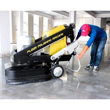 La mejor máquina del pulido y pulido del piso del concreto de la calidad