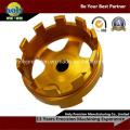 Maßgefertigte Messing CNC Miling Maschinenteile