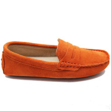 Women's Leather Indoor Slippers