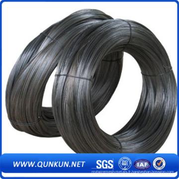 Fil noir et haché noir bon marché et meilleur (XA-BW001)