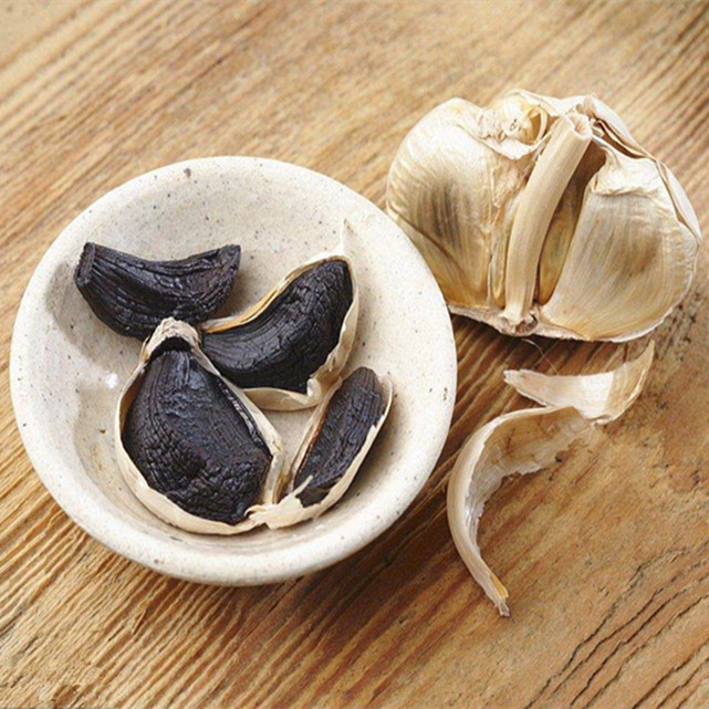 Whole Black Garlic 115