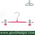 Gros DIP plastique Matel Hanger, Pant Hanger