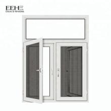 abridores de janela de batente elétrico material de janela de alumínio