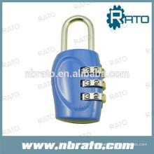 RP-154 verrouillage de code à trois touches sans clé pour sac