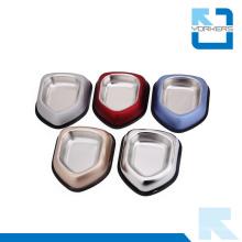 Multi-Color aço inoxidável Pet Food Container e Pet Food Bowl