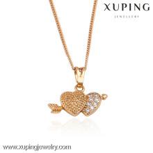 32301-Xuping bijoux mode pendentif avec coeur en forme pour les cadeaux de la femme