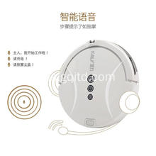 Smart Robert Anti-tabrakan Multifunction Auto Charge Vacuum Cleaner