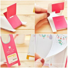 Creative Printed Family Sticky Notes. Sticky Notes for Advertising