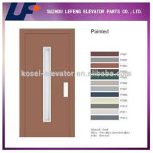 Полуавтоматическая дверь / лифт лифта