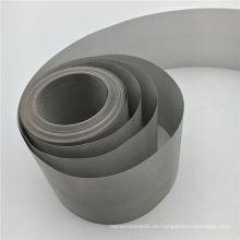 Ultra delgado 304 304L 316 316L malla de alambre de acero inoxidable para la impresión