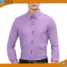 2017 Men′s Formal Shirt Italian Dress Cotton Shirts
