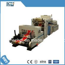 BOPP, animal de estimação, PVC, folha de alumínio Hot Stamping Machine / Heat Press