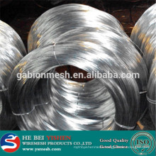 Electro galvanized iron wire/black iron wire/galvanized binding wire (Anping factory)