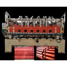 Cuplock vertical scaffolding aotomatic welding machine