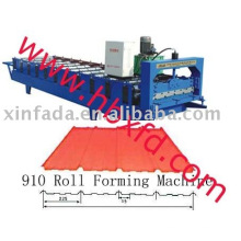 Type 910 Roll Forming Machine