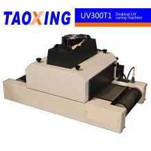 Горячая продажа высокой предварительной подготовки фарфора сделана TX-UV300 / 1 УФ рабочего стола машина