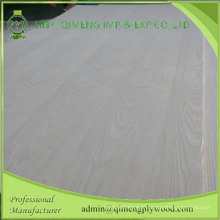 Excellent Quality 3A Grade 1.8-3.6mm China Ash Plywood From Linyi
