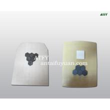 Placa de blindaje de cerámica NIJ 0101.06 Nivel III -IV