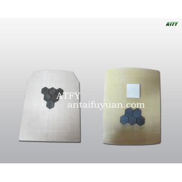 NIJ 0101.06 Level III -IV ceramic armor plate