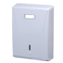 White Decorative Fancy Public Wholesale Wall Mounted Plastic Tissue Paper Tower Dispenser