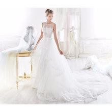Съемный Кружева Русалка Свадебное Платье