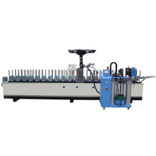 Pur Profile Wrapping Film Lamination Machine for Profiles and Panels