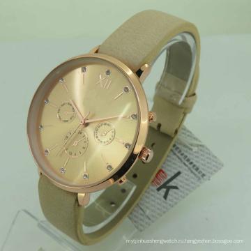 Дизайн свой собственный логотип кожа Китайская пара часы с сплав