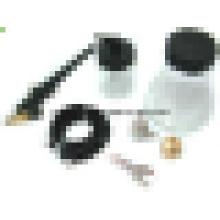 Profissional mini pincel de ar Spray Gun Kit Artesanato do artista Hobby Airbrush Tool