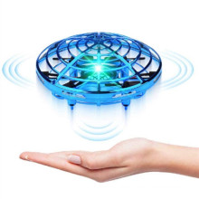 Volantex Hand Operated Mini Drones Helicopter, Easy Indoor Small Orb Flying Ball Drone Toys for Kids or Adults