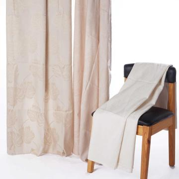 Vivid Jacquard Designs Shrinkage Curtain Fabric