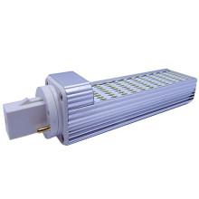 G24 4-Pin AC 85-265V 72PCS 3014 SMD LED lámpara fluorescente 120 grados -24W igual