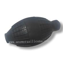 Boule de silicone médicale de drainage de plaie de pression négative