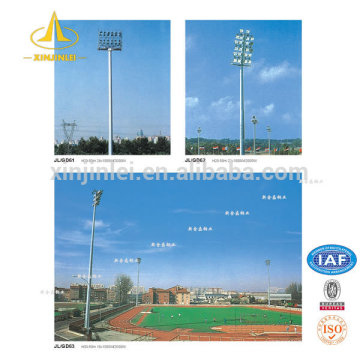 Torre de luces del estadio