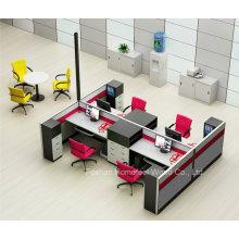 Mobiliário de partição de estação de trabalho modular moderno (HF-YZQ711)