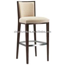 Fashion black color bar chair XYH1042