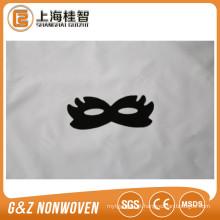 máscara de olho feita sob encomenda da máscara de olho da alisamento da tela preta