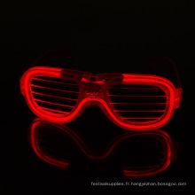 lunettes de fête fou