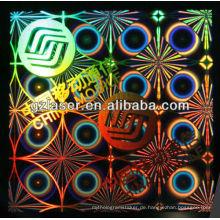 Neue Design Hologramm Nickel Master hohe Sicherheit Nummernschilder