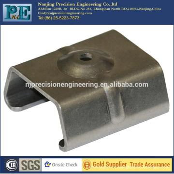 Pieza de estampado de precisión de chapa de metal