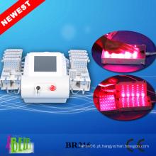 4D Quatro comprimento de onda Laser Lipo / máquina Laser Lipo Aprovado FDA Lipolaser Preço