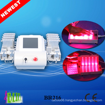 4D Four Wavelength Lipo Laser / Lipo Laser Machine FDA Approved Lipolaser Price