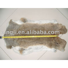 Wholesale Chinese Tanned Hare Rabbit Skin
