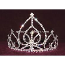 small rhinestone tiara