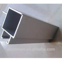 Perfil de alumínio de parede cortina