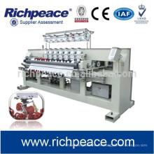 Richpeace Efficient Computerizado Quilting y máquina de bordado con dispositivos de bobinado para área de acolchado 1500mm