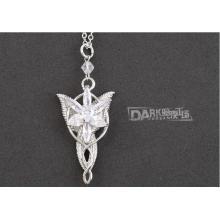 Alliage métal chaîne femmes bijoux fantaisie collier pendentif