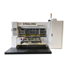 Automatic corrugated boxes paper partition slotter machine